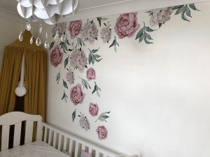 Wall Art in new nursery